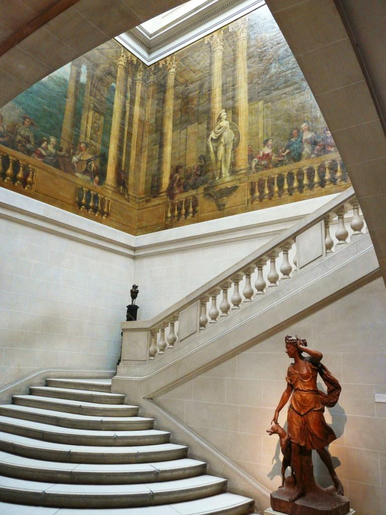 Musée Carnavalet, Le Marais, Paris, Entry
