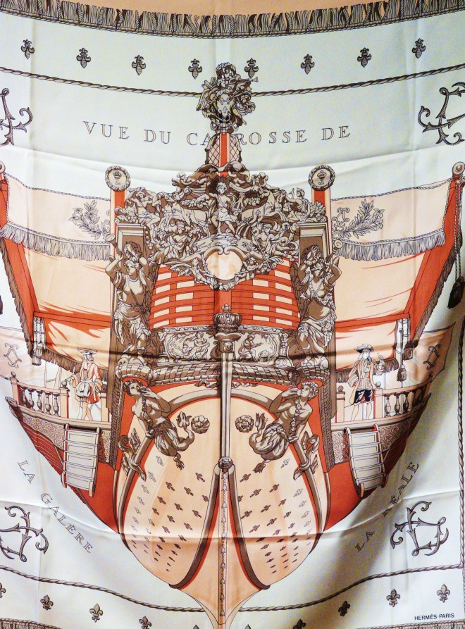 La Reale - Vue Du Carrosse de la Galère, Hugo Grygkar, 1953