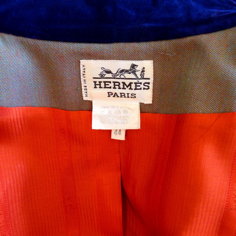 Hermes Riding Jacket