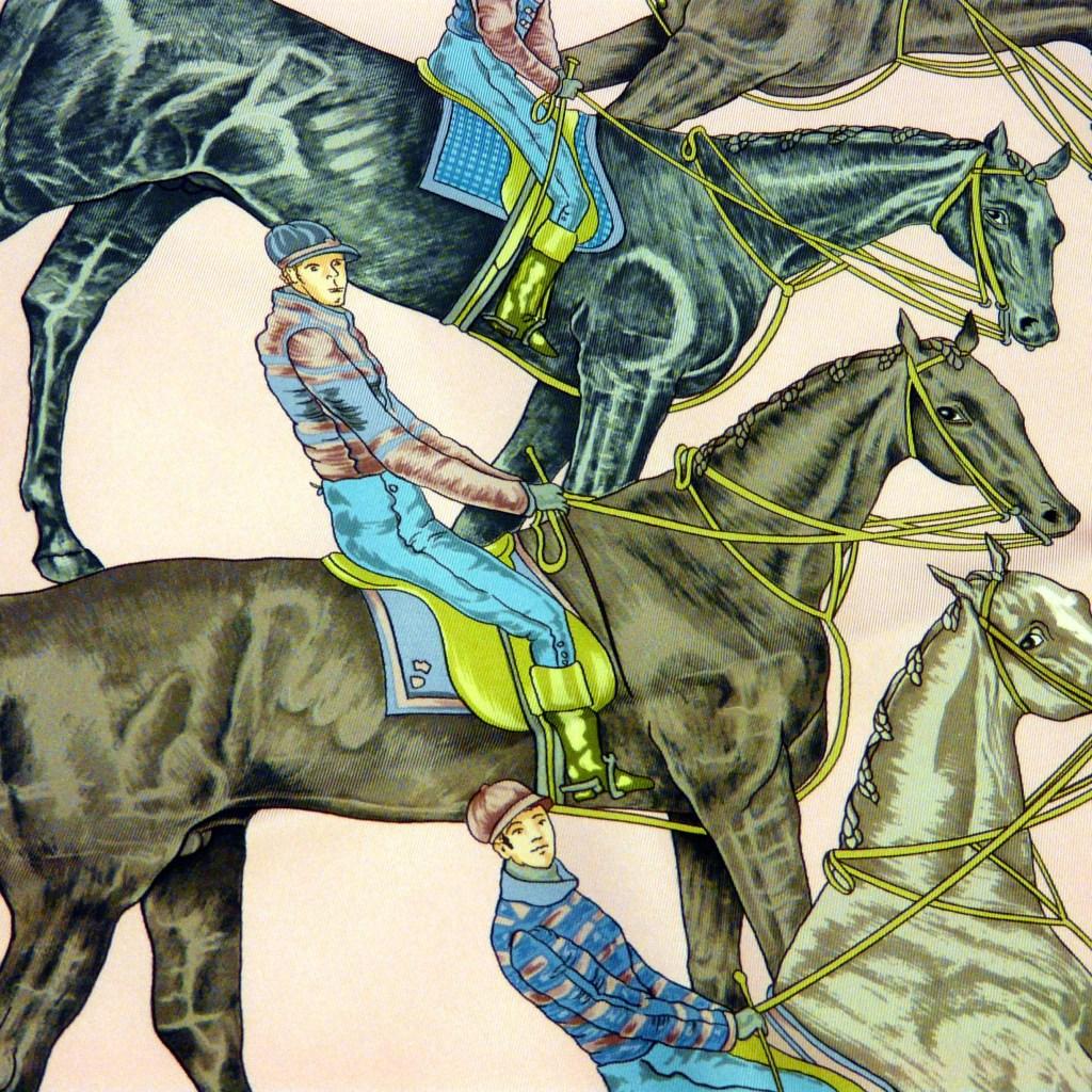 Ronde des Jockeys
