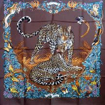 Jungle Love HERMES Carre