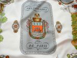 Promenades de Paris HERMES 1962, Coat of Arms
