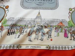 Promenades de Paris Les Invalides HERMES