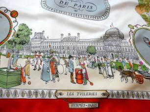 Promenades de Paris Les Tuileries Detail (2)