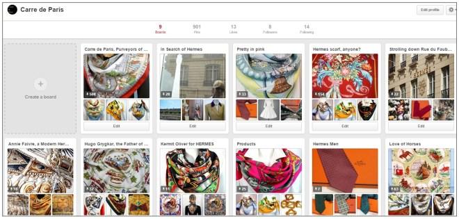 Carre de Paris on Pinterest