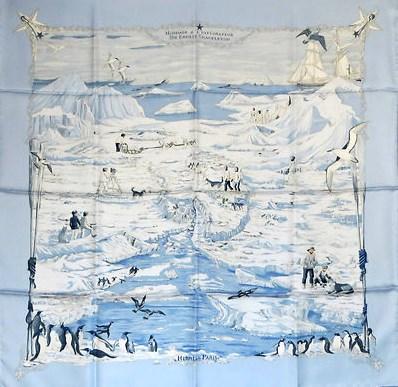 Hommage a l'Explorateur Sir Ernest Shackleton HERMES