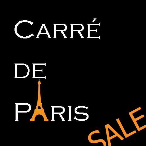 carre de paris square logo sale