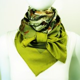 Gibiers HERMES de Linares Early Issue Scarf