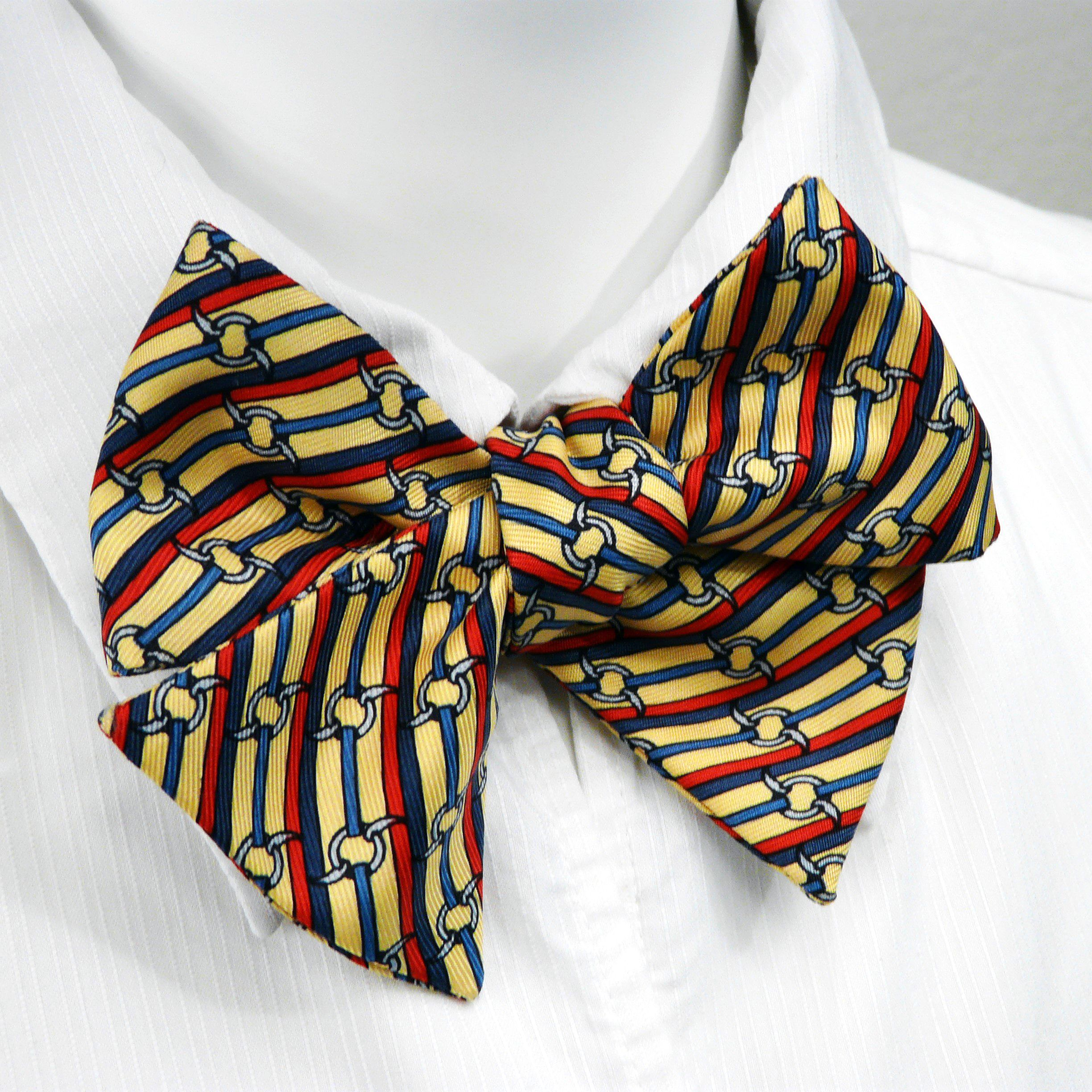 Hermes adjustable Bowtie