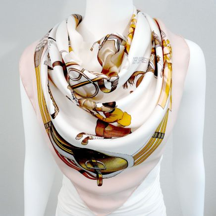 Jumping Special Edition HERMES Scarf