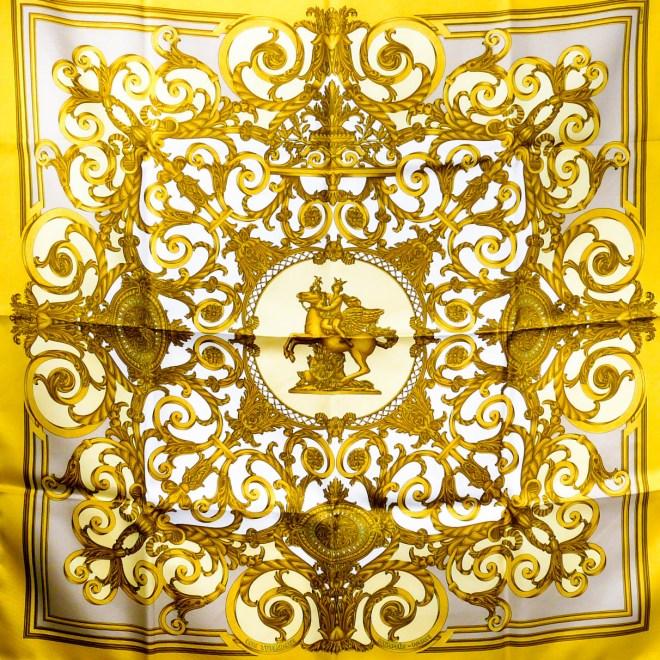 Les Tuileries HERMES Scarf