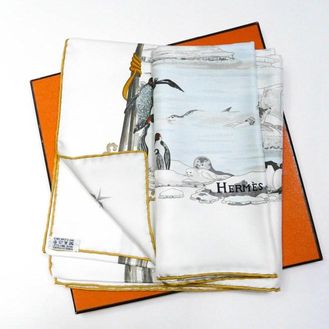 hommage-a-lexplorateur-sir-ernest-shackleton-hermes-silk-scarf-pink-16