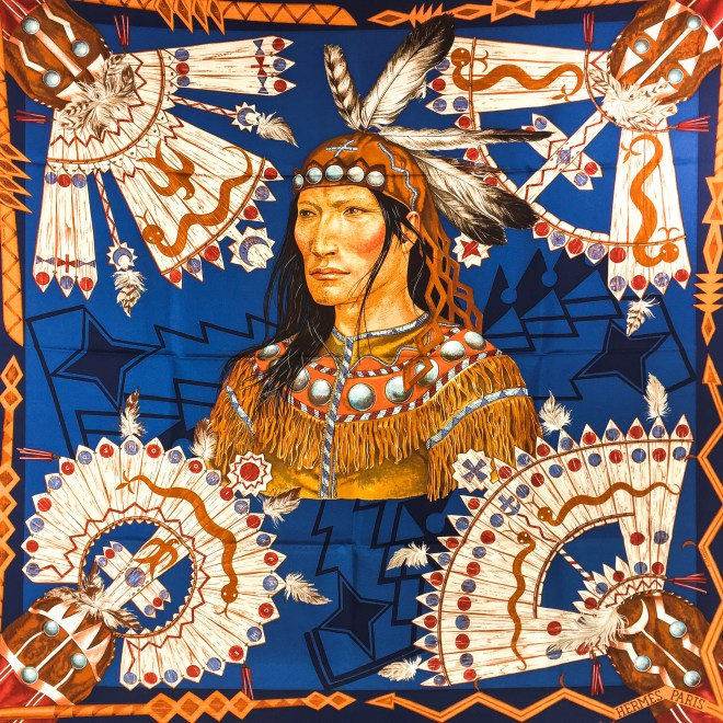 Hermes Silk Scarf Cosmogonie Apache NIB-6.jpg