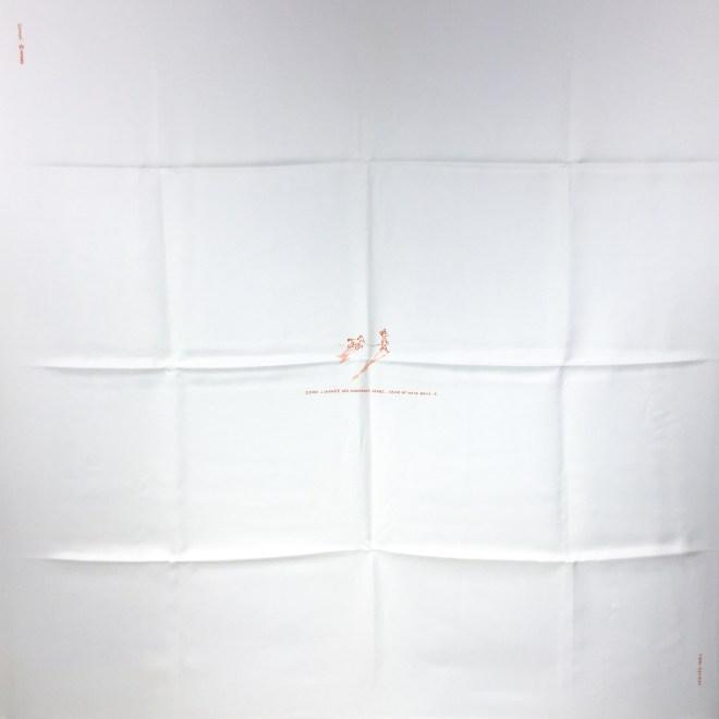 Special Edition 2000 L'Annee des Nouveaux Jours Hermes Silk Scarf Nuba Mountain-4