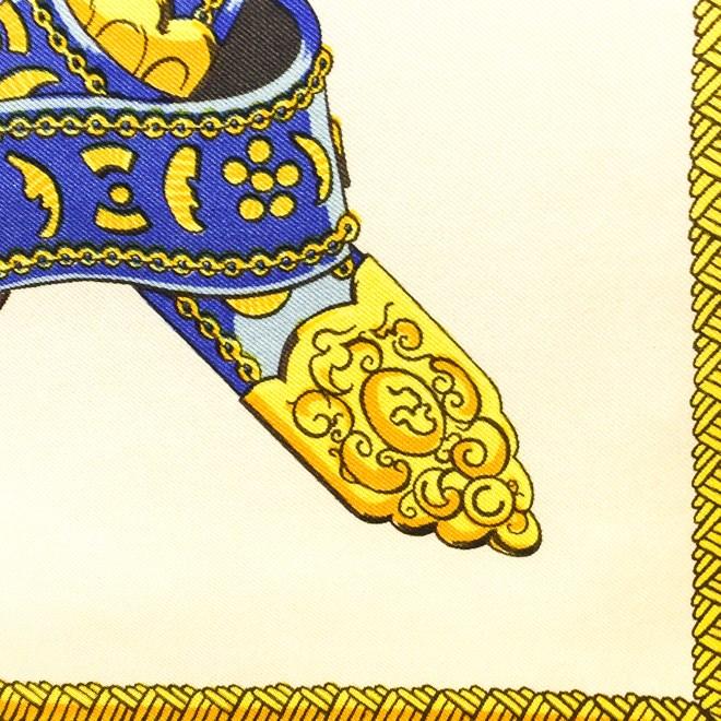 Hermes Silk Scarf Queens Jubilee-5