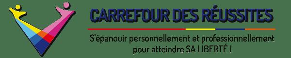 Épanouissement personnel et professionnel pour atteindre sa liberté - LOGO Carrefour des Réussites