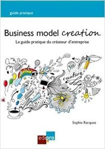 Couverture du livre Business Model Création