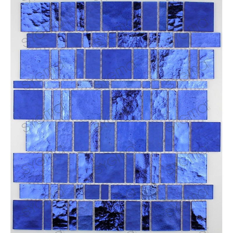 Carrelage Verre Salle De Bain | Tile Glass Mosaic Kitchen ...