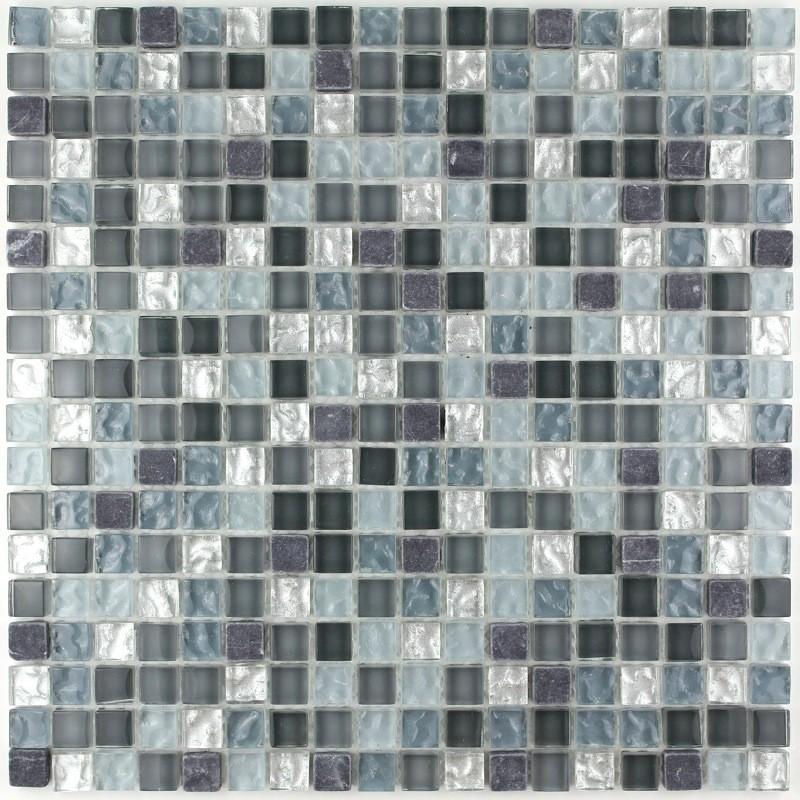 Mosaique Salle De Bain Et Douche Italienne Mvp Mezzo Carrelage Inox Fr