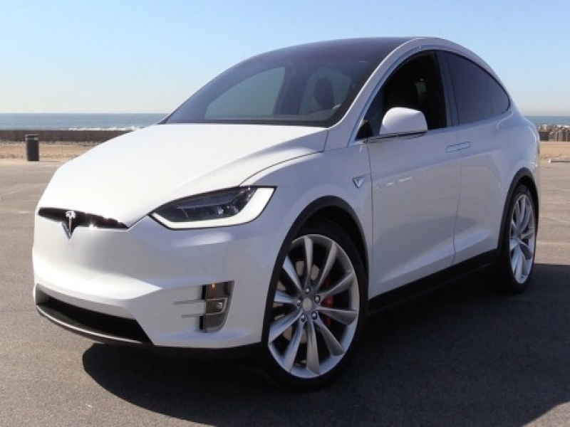 2016 Tesla Model S P90d In Depth Video Review 2016 Tesla Model X P90d Signature With