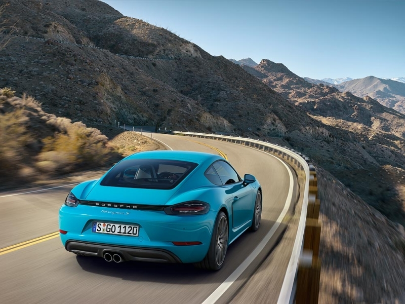2017 Sport Cars 2017 Porsche 718 Cayman S Images And Photos 2 Seater Sports Cars