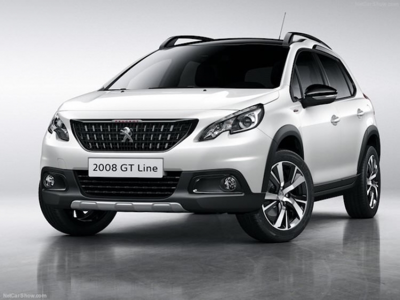 2017 Sport Cars Peugeot 2008 2017 Sport Car Wallpaper