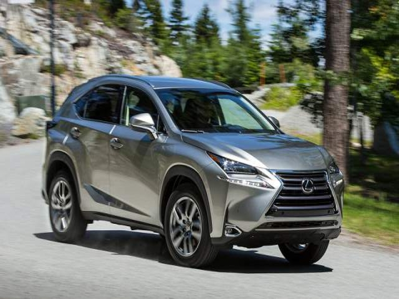 Best SUV For The Money The 2016 Lexus Nx 200t Named Best Luxury Compact Suv For The Money