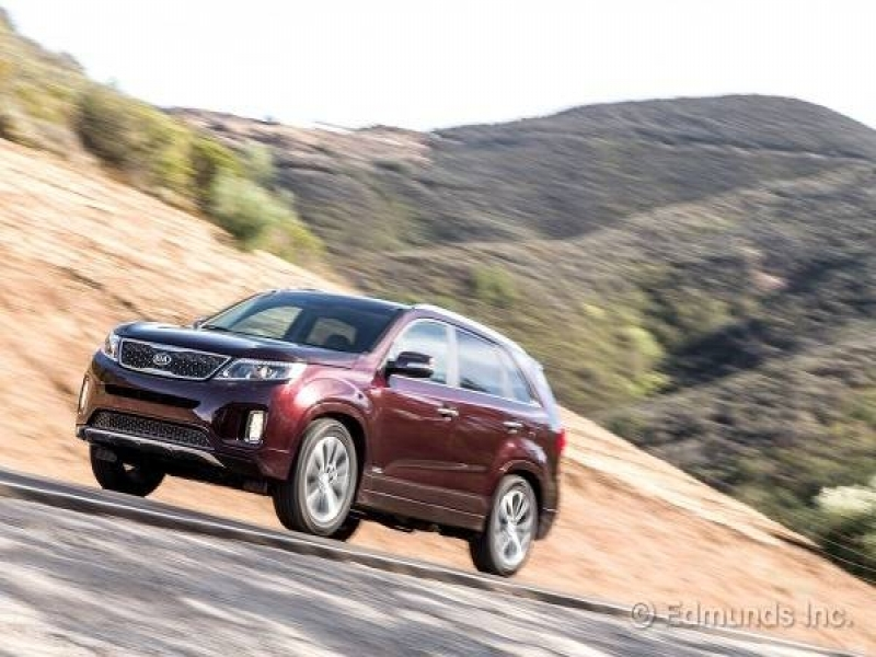 Edmunds Used Car Prices Used 2015 Kia Sorento Pricing Amp Features Edmunds