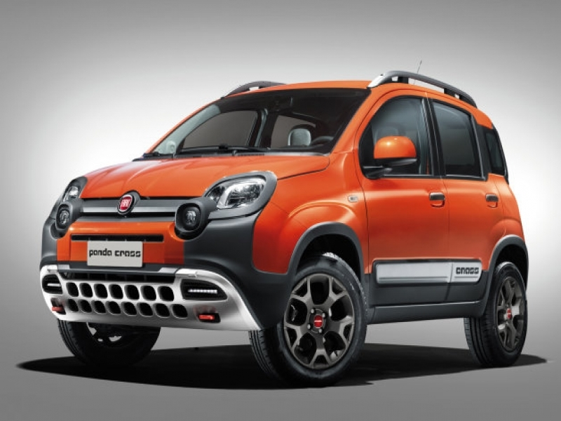Latest New Car Trends Official New Fiat Panda Cross Seems To Be Adorable Just Car