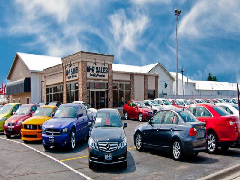 Local Second Hand Car Dealers M R Sales Used Cars And Trucks In Green Bay Wi