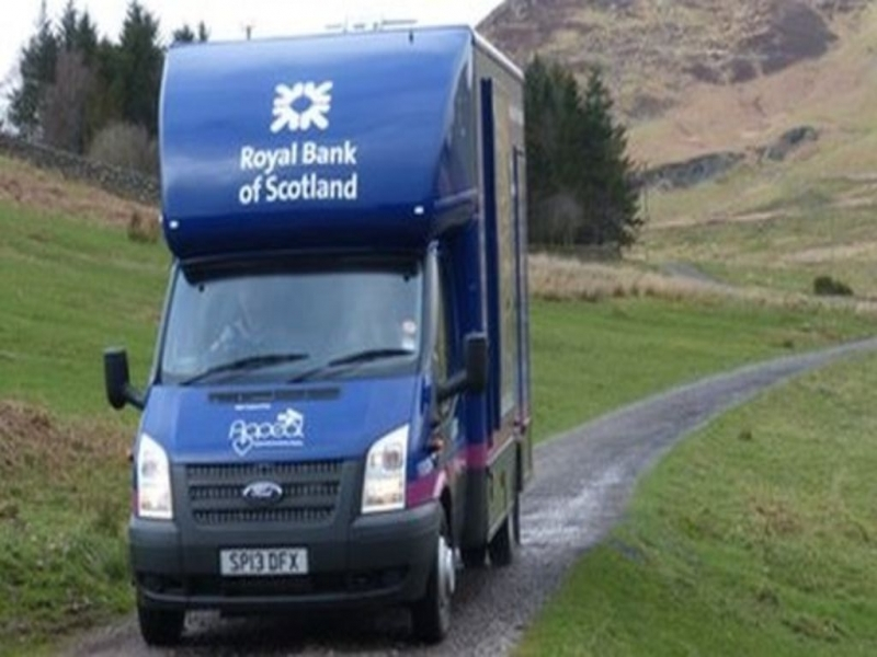 Mobile Vans Official Website Money On Wheels Banking Gets Seriously Mobile Bbc News