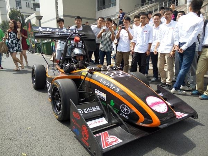 New Car 3ders Racing Teams From China Announce 2 New Car Designs