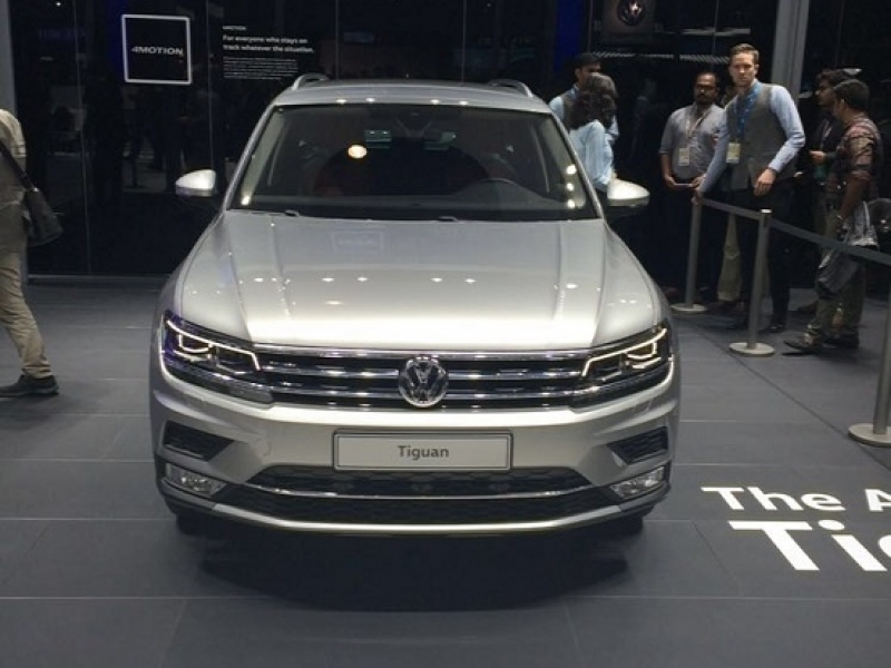 New Car Launch In India 2017 Volkswagen Tiguan Long Wheelbase And Coupe In Works India Launch