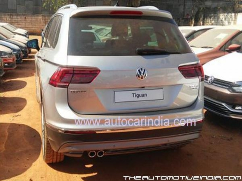 New Car Launch In India 2017 Volkswagen To Launch Tiguan In 2017