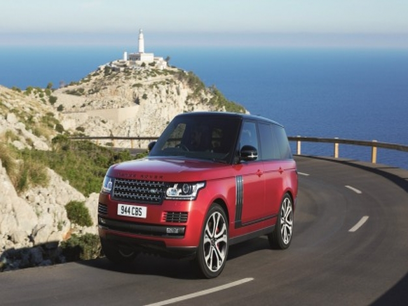 New Model Year Cars Land Rover Range Rover Adds Features For 2017 News Car And