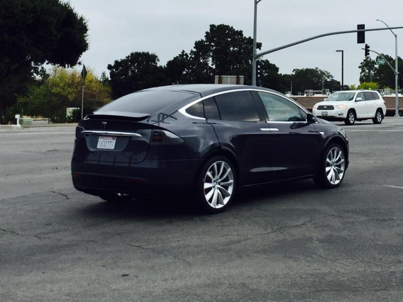 New Tesla Model 3 3 More Tesla Model X Pics Reveal The Curves Amp Outer Beauty New