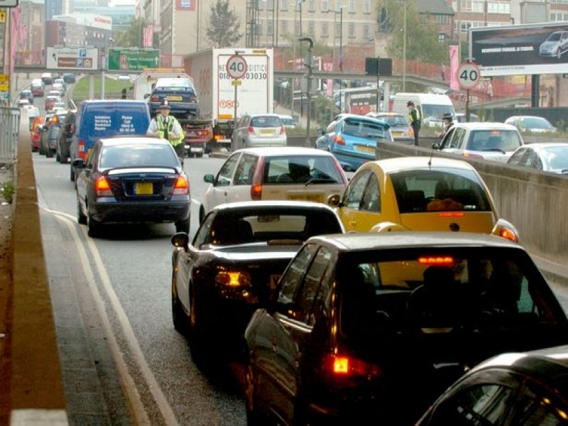 Number Of Cars On Road And Pollution Introduction Road Charging For High Pollution Vehicles To Be Imposed In