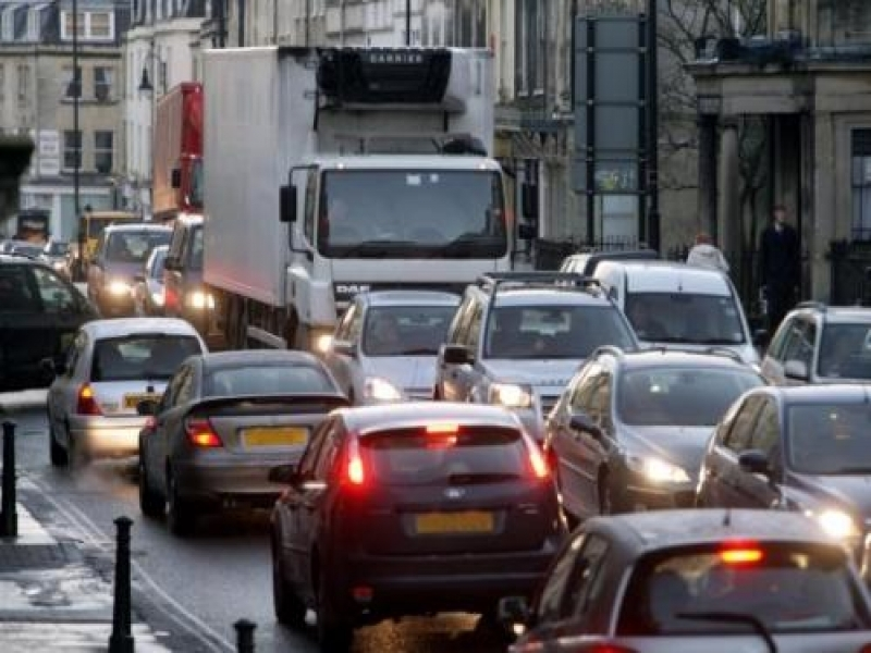 Number Of Cars On Road And Pollution Objectives Action Plan For Bath Bathnes