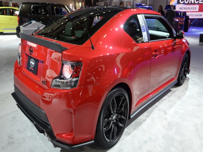 Release A Car Scion Tc Release Series 100 Is A Limited Edition Sayonara Autoblog