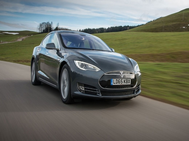 Tesla Models Tesla Model S 70d 2016 Review Car Magazine