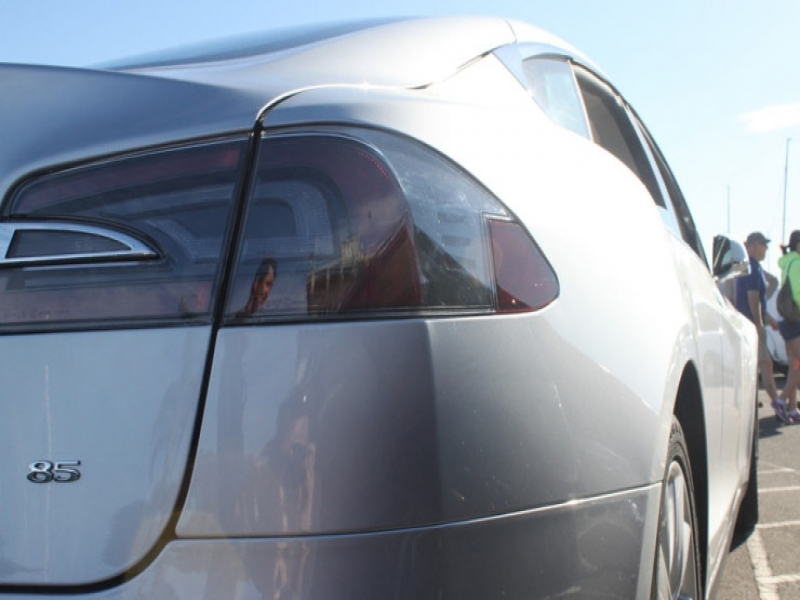 Tesla Used Car Sales First Tesla New Amp Used Car Sales Facility Opens In California