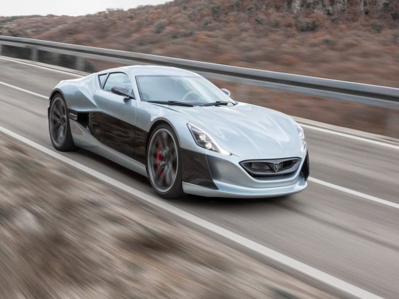 The Fastest Car In The World The Rimac Concept One Will Become The Fastest Car In The World