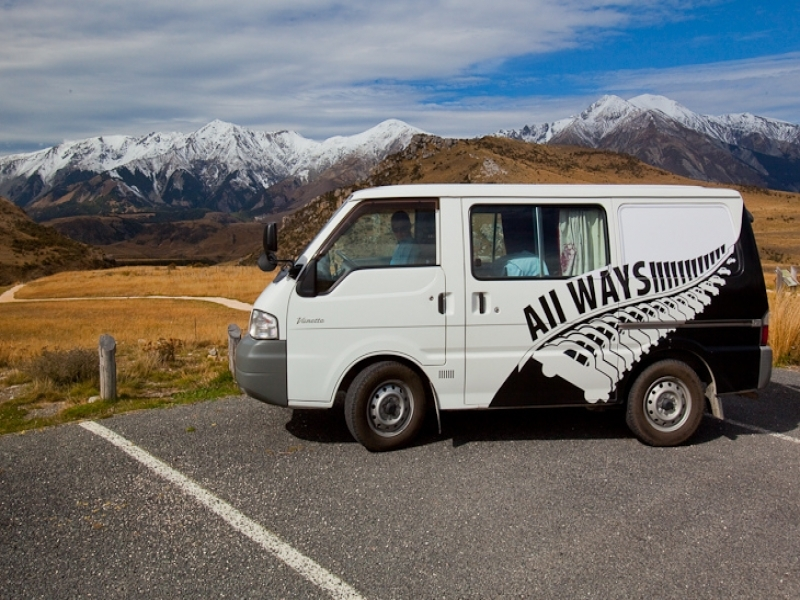 Transport Car Australia New Zealand Explore New Zealand Campervan