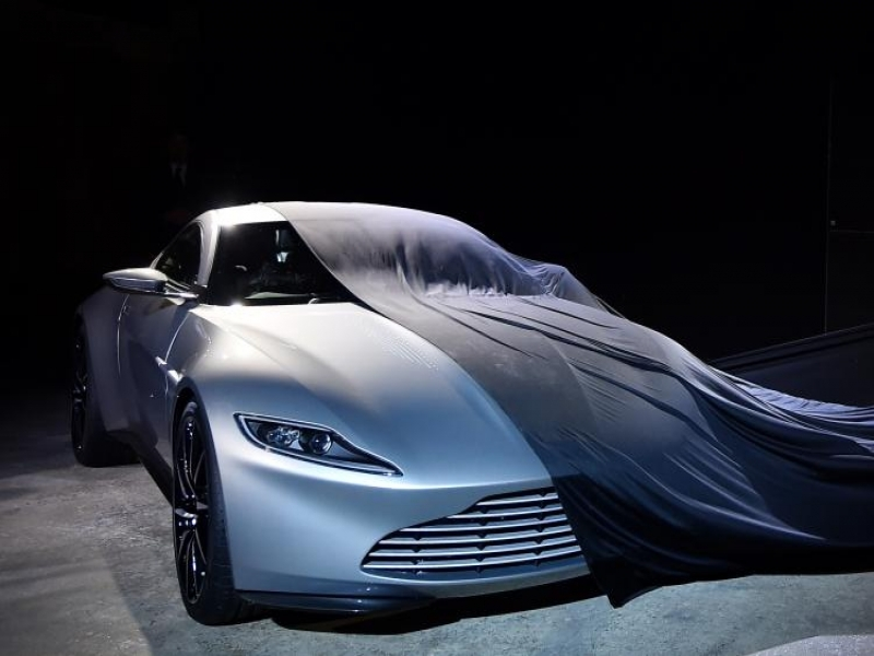 When Do Car Companies Repo	 Aston Martin Db10 Is James Bond39s New Ride For 39spectre39 Ny