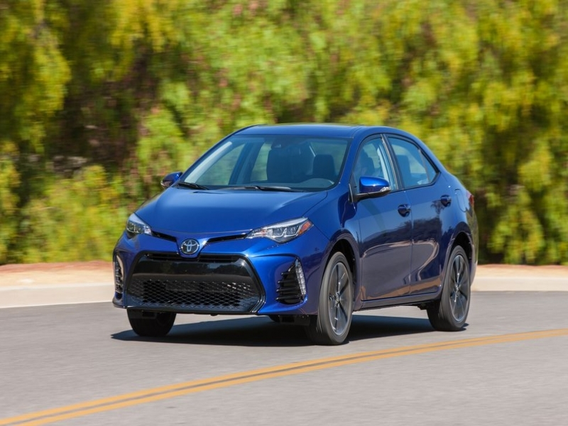 When Do New Toyota Models Come Out 2017 Toyota Corolla Release Date Price And Specs Roadshow