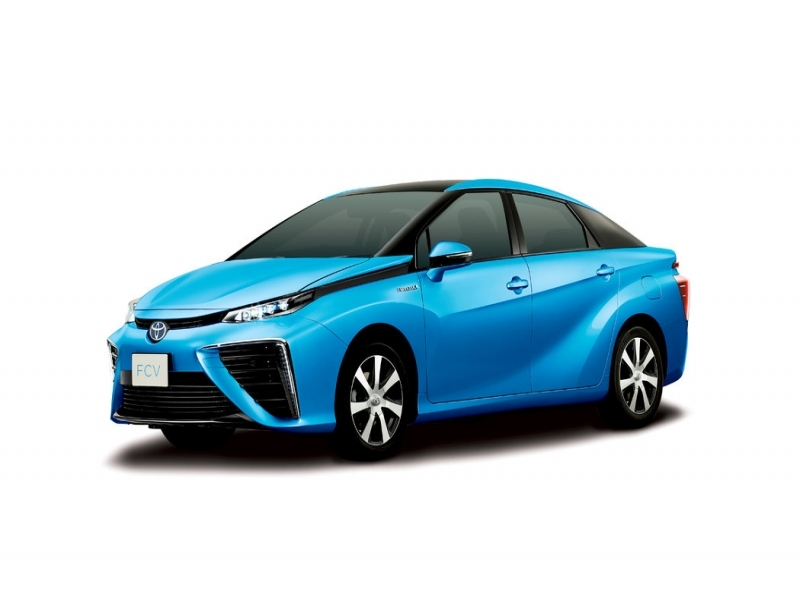 When Do New Toyota Models Come Out Hydrogen Cars Join Electric Models In Showrooms The New York Times