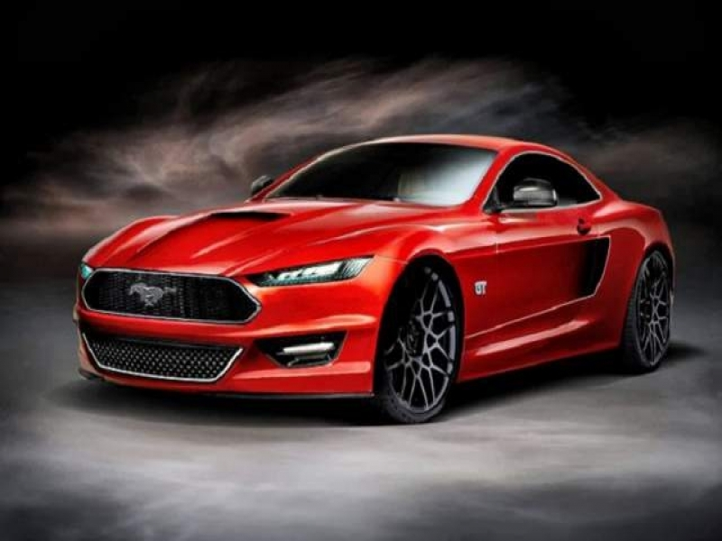 2017 New Car Models Ford	 2017 Ford Mustang Price Release Date Review Specs Exterior New