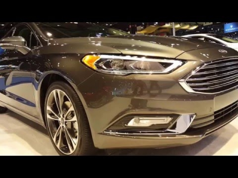 2017 New Car Models Photo	 New Ford Models 2017 Ford New Cars 2017 Models Youtube