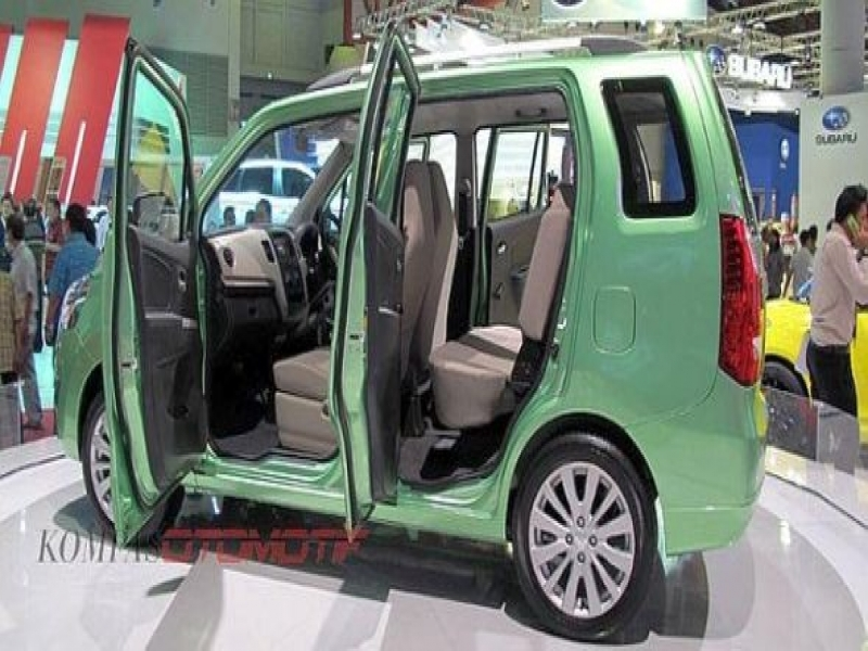 Celerio 7 Seater Suzuki Wagonr 7 Seater Car Production Confirmed