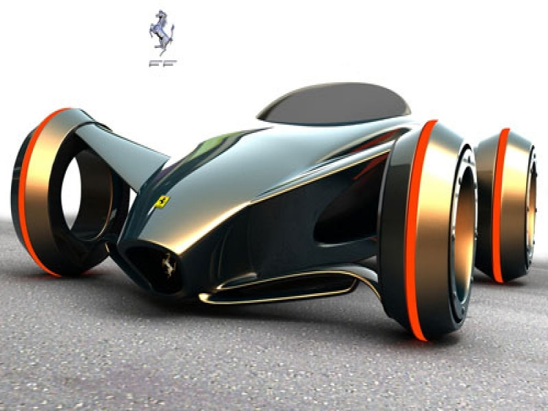 Future Car Models	 Beautiful 3d Concept Cars